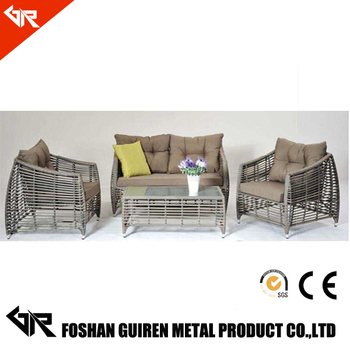 Cheap Wicker Rattan Living Room Sofa Used Sale For Turkish Furniture