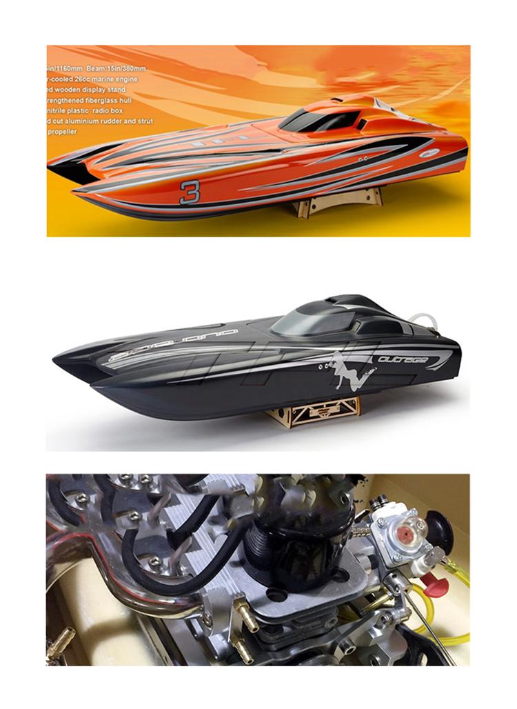Verkauf von Sunseeker Tri-deck Luxury Yacht rc Jet Boote