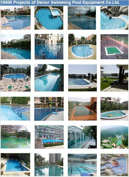 Top Quality Best Sale Piscine Equipment Water Purifier Pool Filtration Machine With Pumps For