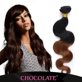 Aliexpress uk top quality brazilian hair chocolate human hair aliexpress uk top quality brazilian hair chocolate human hair extension chocolate ombre black brown hair pmusecretfo Image collections