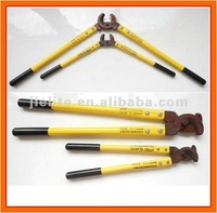 Long handle cable cutter, wire cutter tool
