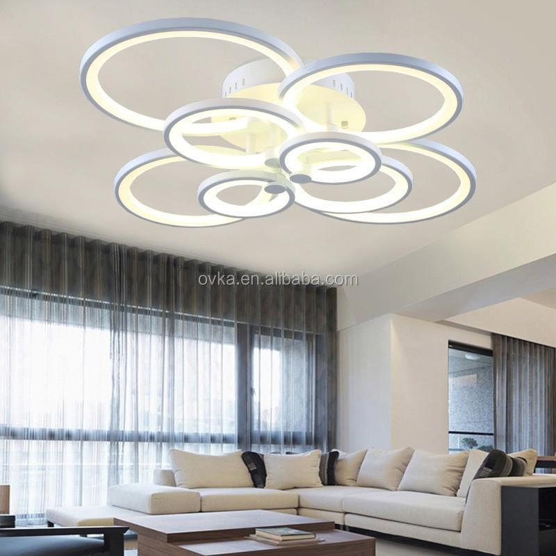 Wholesale High lumen 12w surface mounted led ceiling light round ...