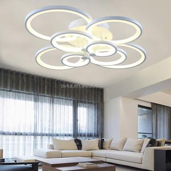 Wholesale LED ceiling living room lamp bedroom lamp creative ...