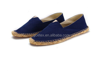 GCE186 canvas jute sole 2014 men fashion casual shoes and loafers men