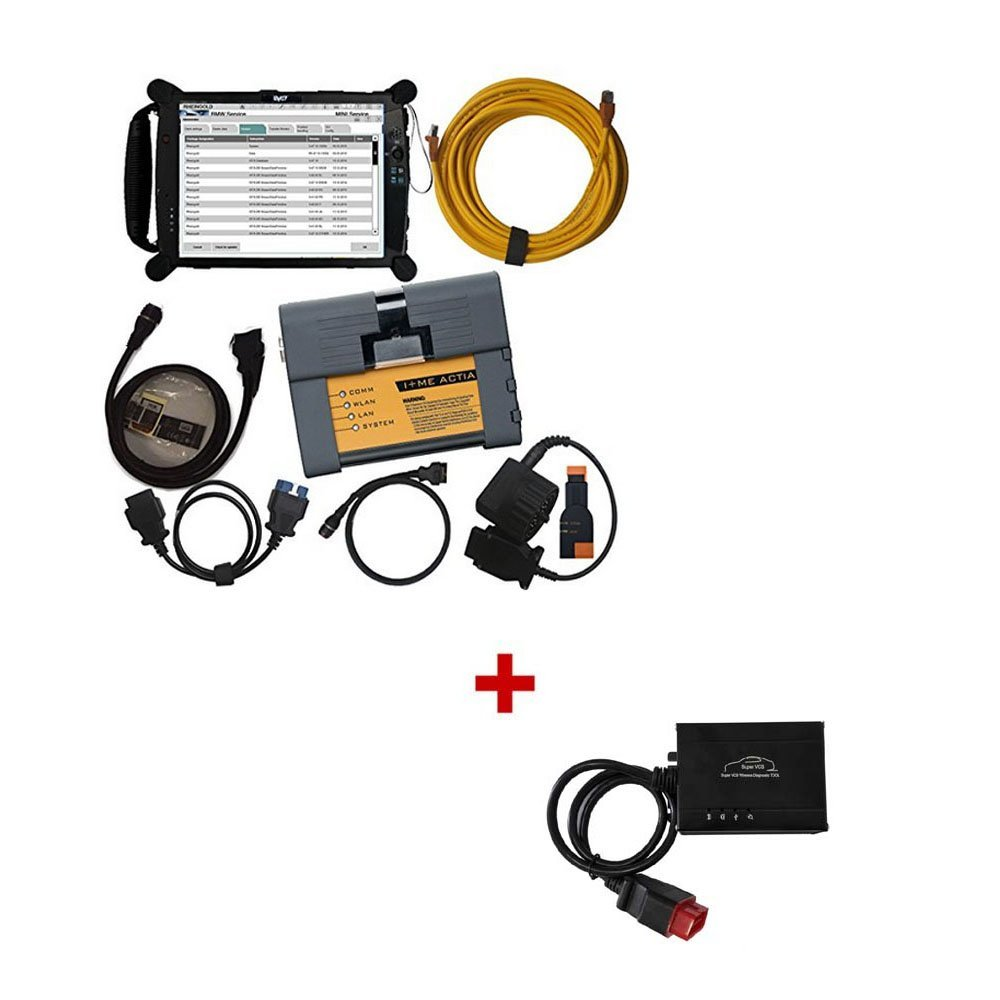 BMW ICOM A2+B+C for BMW with 2015.8V Software Plus EVG7 Diagnostic Tool Compatible For BMW cars