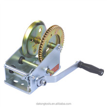 1200lbs Cable Reel Winch Hand ratchet Winch