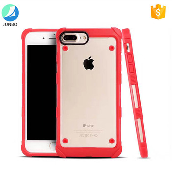 2017 trending products 5 inch mobile phone case for iphone 7 plus tpu pc case