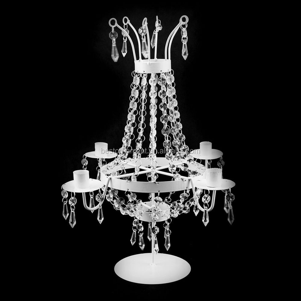 Table top chandelier centerpieces for weddings buy table top table top chandelier centerpieces for weddings arubaitofo Gallery