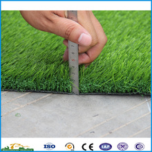 Natural looking comfortable synthetic grass turf for swimming pool