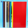 New Material Natural Color Extruded ABS Sheet For CNC/Laser Engraving