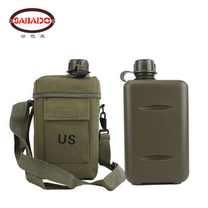 US Army Military Outdoor Drinking Canteen Water Bottle
