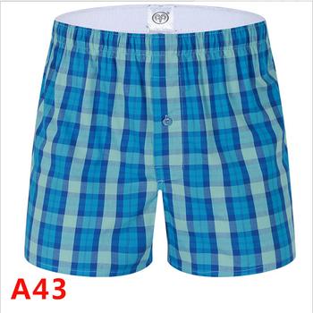 778fe6d0e35 Heren Ondergoed Boxers Losse Shorts Men'S Slipje Katoen Comfortabele En  Zachte De Grote Pijl Broek Thuis