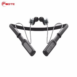 New Arrival colorful stereo Audio Mp3 Bluetooth Headset Wireless Neckband Headphones Earphone with Mic For Mobile Phone#