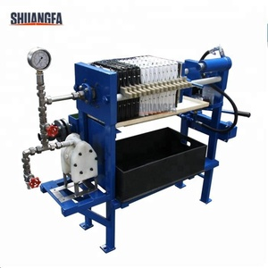 Small Filter Press, Cost-effective Laboratory Filter Press