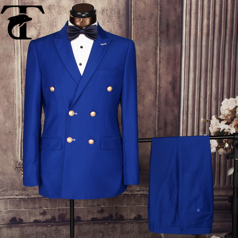 Royal Blue Color Suits, Royal Blue Color Suits Suppliers and ...