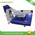 Clamshell traditional hot sale heat press 3804b on polyester cloth transfer printing machines