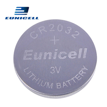 Batetry Eunicell 3 V <span class=keywords><strong>batteria</strong></span> Al Litio <span class=keywords><strong>CR2032</strong></span> delle cellule del tasto
