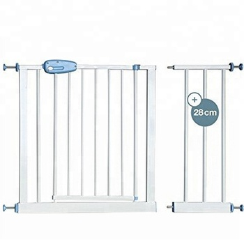 Home Safety Children Safety Stair Metal Baby Gate