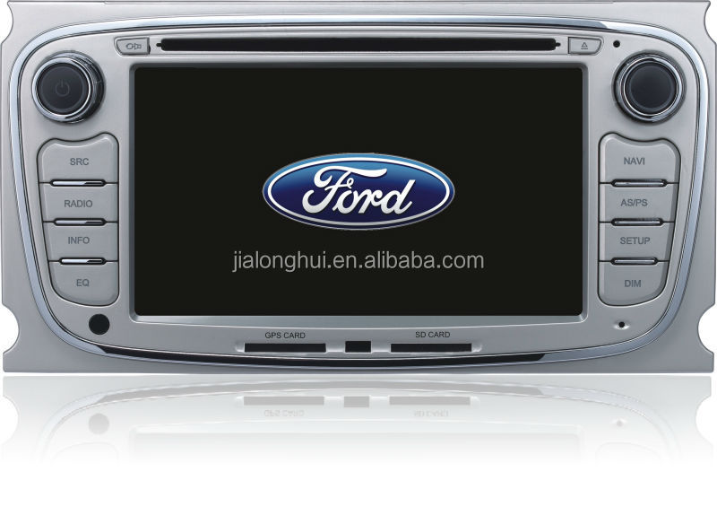 Auto DVD GPS Voor FORD Focus Mondeo Autoradio DVD GPS voor Mondeo multimedia auto dvd 3G/WIFI v-10 disc CDC CANBUS
