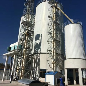 Used farm 300ton hot-galvanized 200 tons grain storage silo for agriculture industry