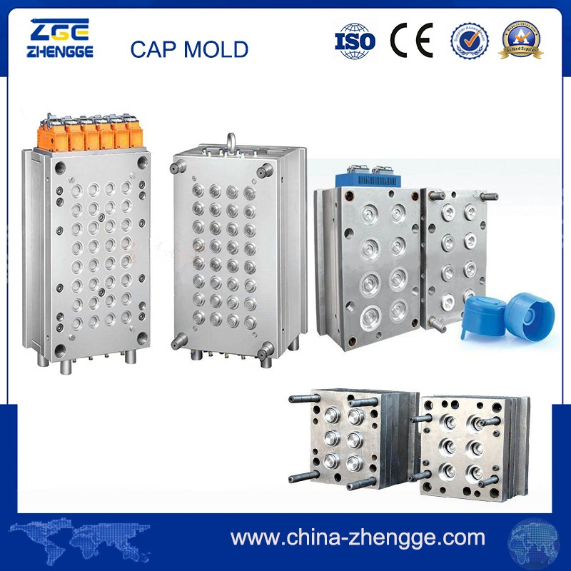 New Design Plastic Bottle Cap Die Mould