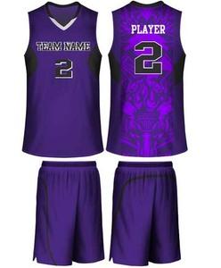 Purple Customized Basketball Wholesale, Customized