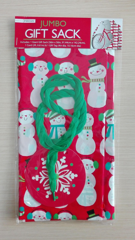 Giant Gift Packs Birthday Poly Treat Sacks Plastic Bags