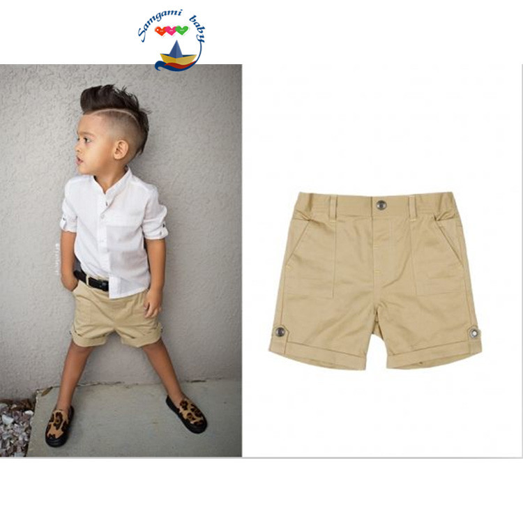 2015 Stylish Babies Matching Shirt And Pants Clothing Sets Baby ...