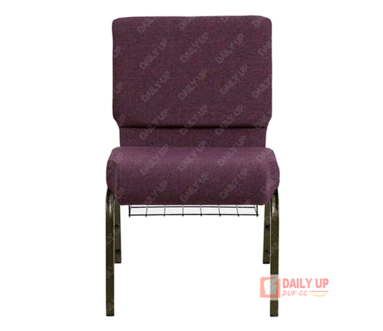 Lovely Wholesale Rental Black Stackable Padded Church Chairs Church Furniture  Chair Cheap Upholstered Chair For Church