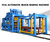 QT12-15 automatic hollow and paving block machine for Oman