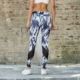 Private label women seamless leggings fitness wholesale printed yoga pants