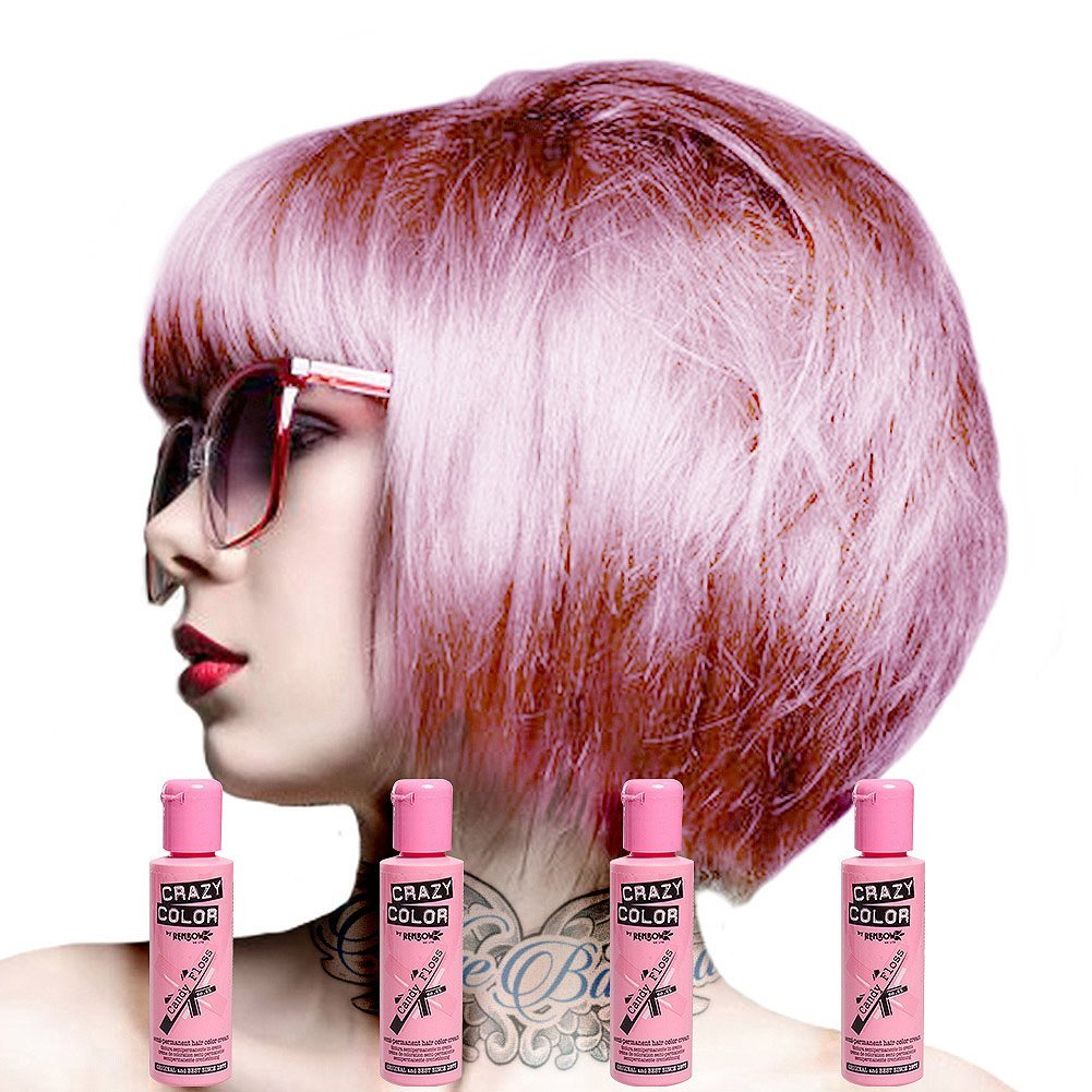 Cheap Crazy Colored Hair Dye Find Crazy Colored Hair Dye Deals On