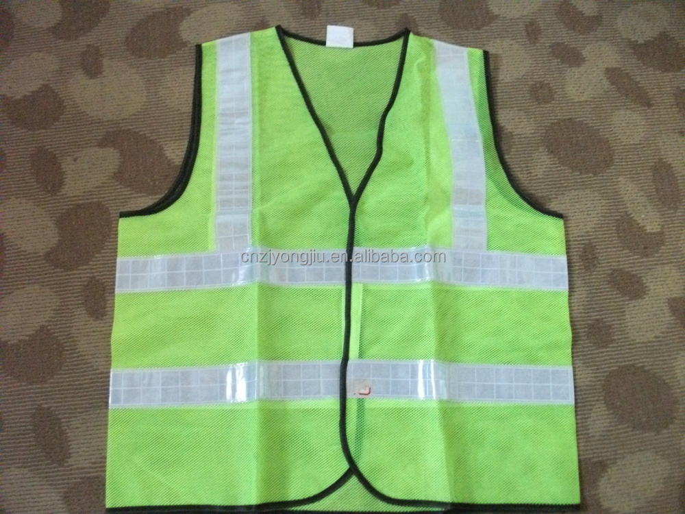 the pretty motorcycle and driving reflective safety vest hot sale