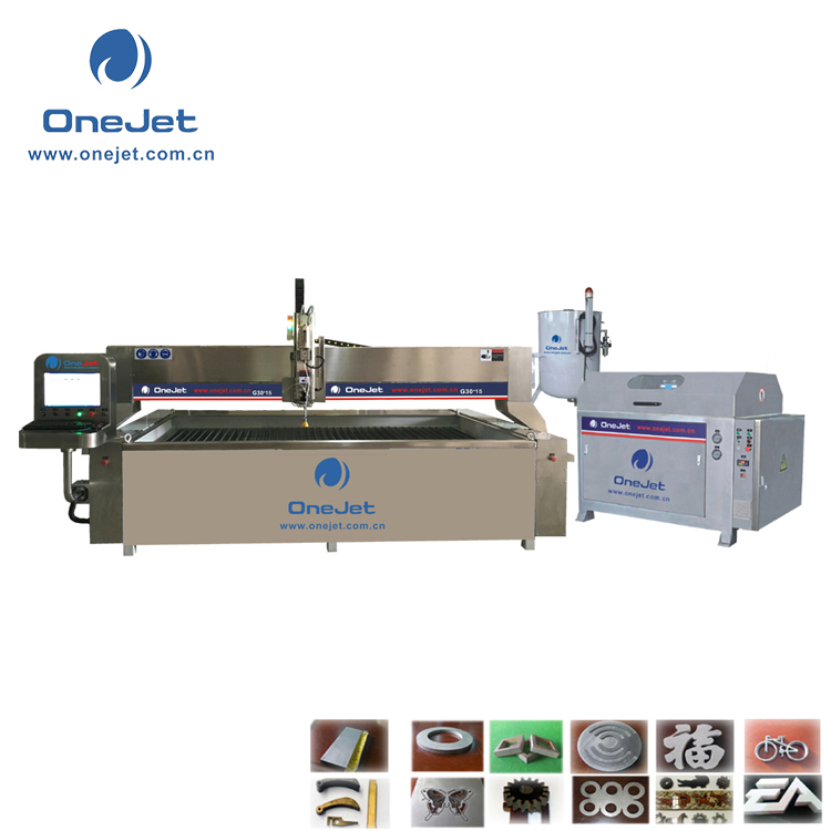 New Design 3 Axis Machine CE Certificate Onejet Factory Waterjet