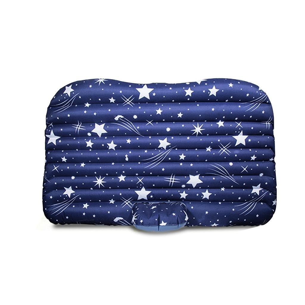 GOUGOU With inflatable pump / car portable inflatable bed / car adult mattress / rear mat / car travel bed / air cushion lathe