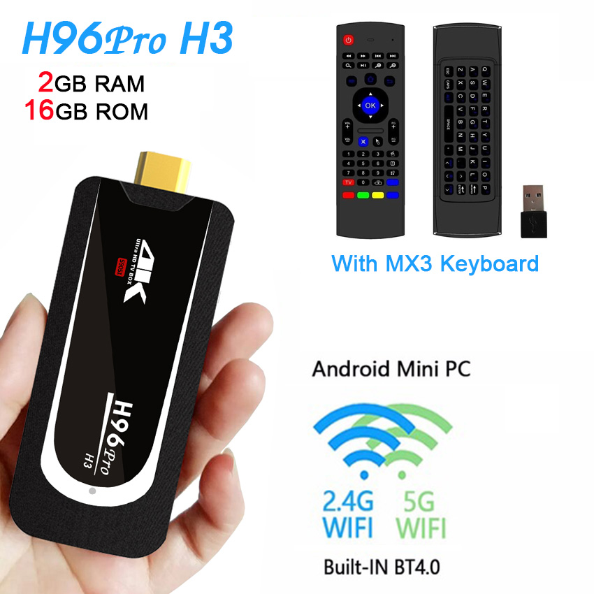 ODM Manufacturer Supplies H96 PRO H3 Quad Core Android IPTV <strong>Set</strong> <strong>Top</strong> <strong>Box</strong> with mx3 wireless remote