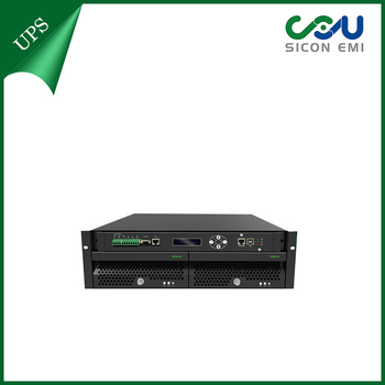 The power supply 12KVA PF=0 9 online ups with battery 240VDC, View Online  UPS, SICON-EMI Product Details from Sicon Chat Union Electric Co , Ltd  on