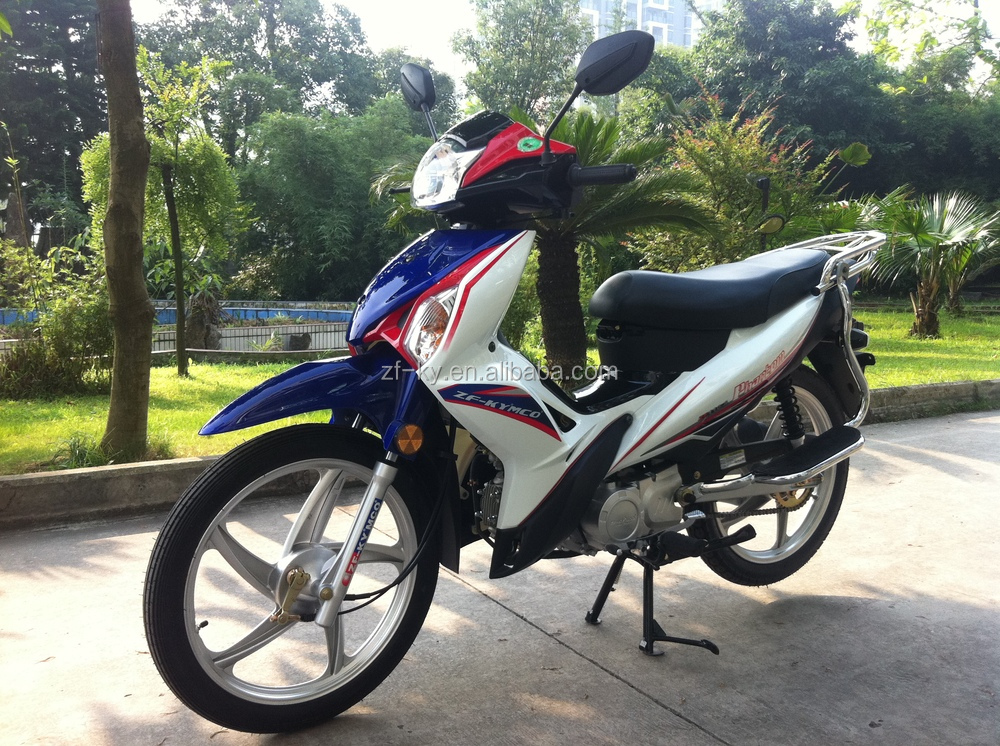 Chinese Motocross 50cc Moped Motorcycle Cheap Gas Mini Pocket ...
