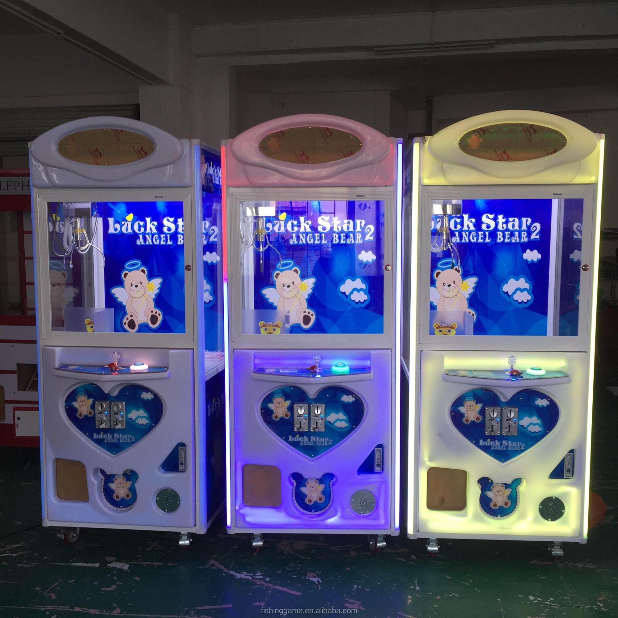 Claw Crane Vending Machines claw Machine Play Game For Sale
