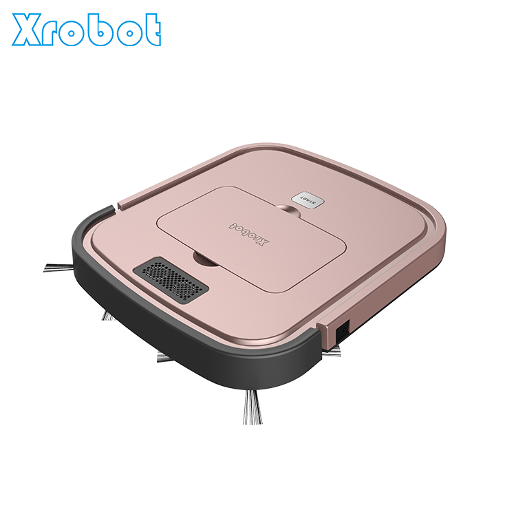 China supplier custom Portable mini automatic robot wet and dry vacuum cleaner