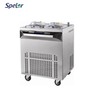 China Market Hard Ball Commercial Ice Cream Ice Tube Maker Machine