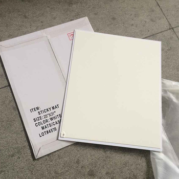 25 X31 Reusable White Sticky Mats Frames View Mat Frame Jejor Product Details From Suzhou Jujie Electron Co Ltd On Alibaba