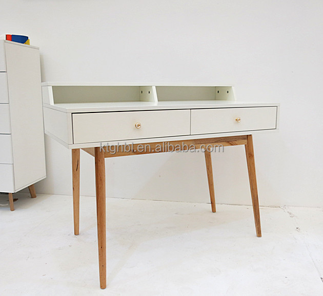 Modern Wooden Dressing Desk Work Office