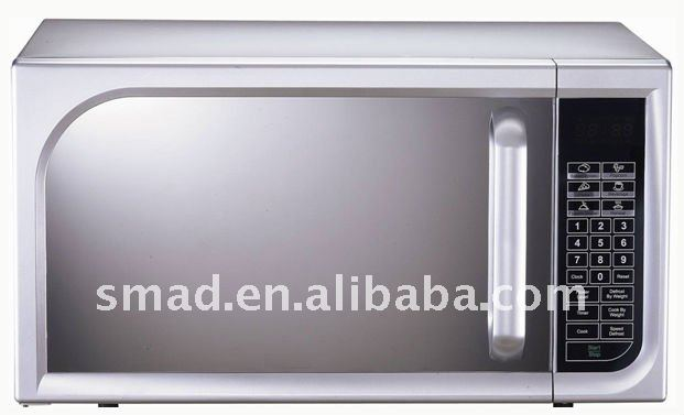 43l Large Capacity Home Use Microwave Oven With Grill Convection