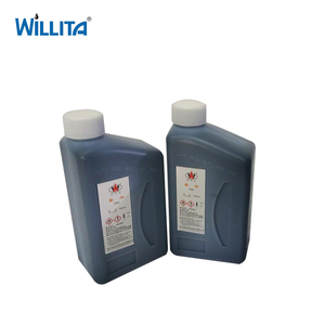 Widely used inkjet printer spare part plastic bag printing ink
