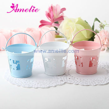A9434e Wedding Favor Tin Pailmetal Pailcolored Tin Bucket Buy