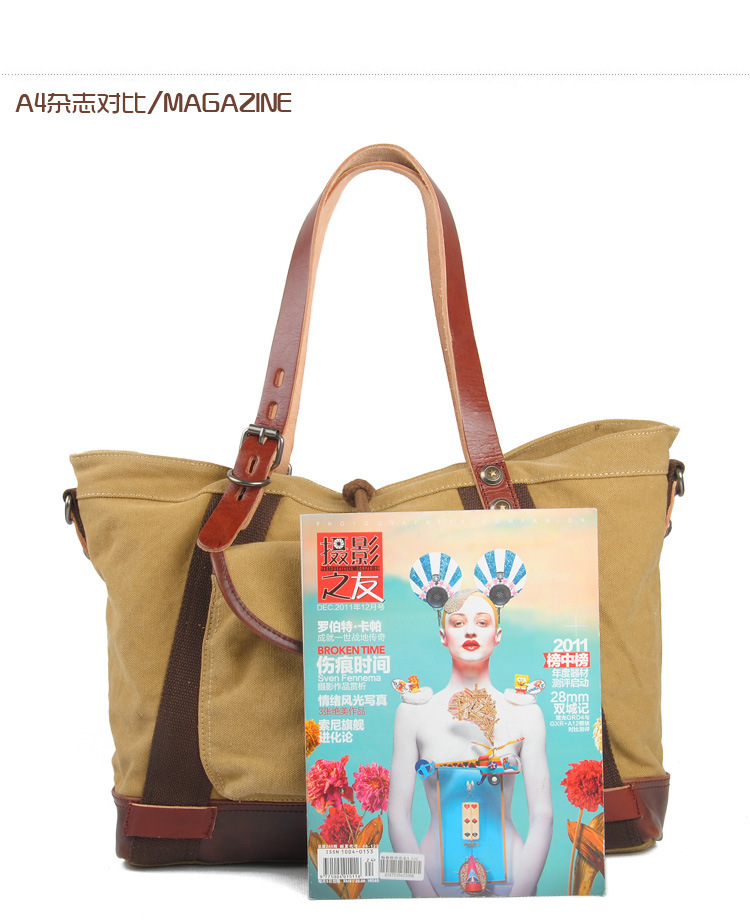 2015 wholesale ladies canvas tote bags shopper