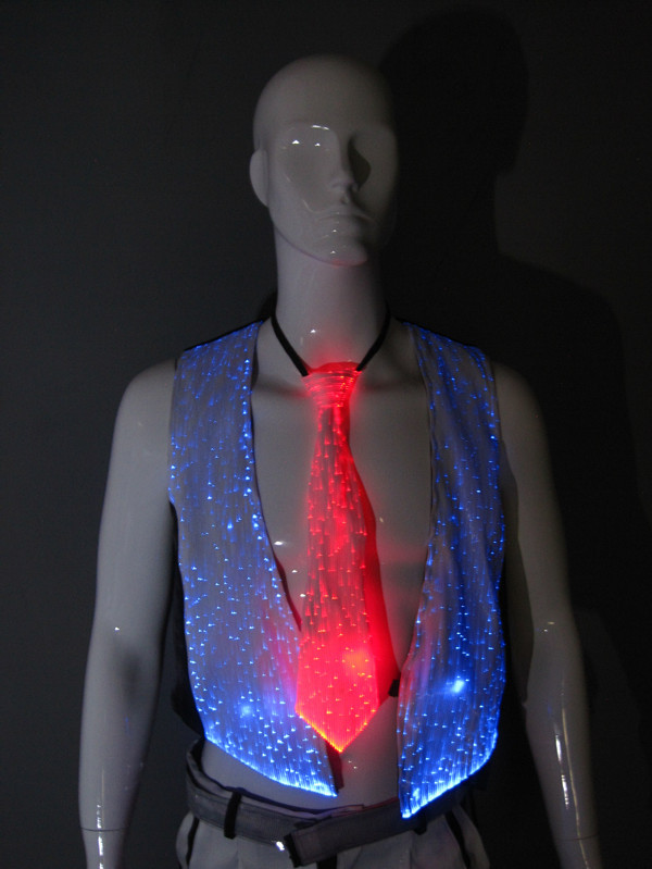 new luminous necktie light up christmas tie - Light Up Christmas Tie