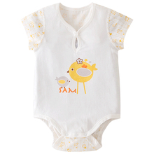 Sambede Zomer baby <span class=keywords><strong>jumpsuit</strong></span> baby romper pasgeboren kind
