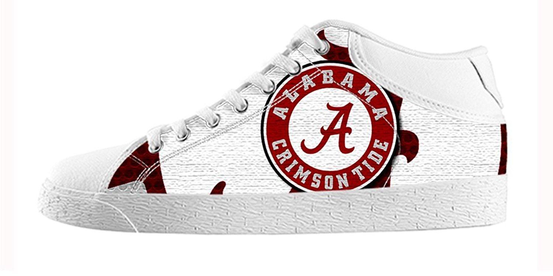 010141962c5e Get Quotations · Dalliy Custom Famous NCAA Team Logo Men s Canvas Shoes  Footwear Zipper Casual Sneakers